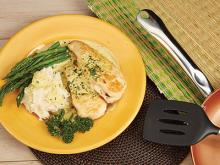 Copper Chef Recipes-Chicken Cordon Bleu