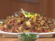 Pressure Cooker Recipes-Corned Beef Hash