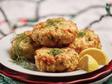 Copper Crisper Recipes-Crab Cakes